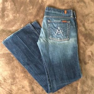 """7 for all mankind - """"A"""" Pocket"""